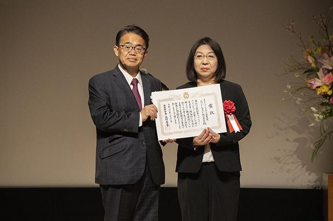 愛知県ファミリー・フレンドリー企業表彰